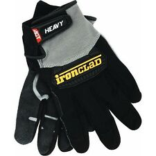 IRONCLAD HEAVY UTILITY GLOVES HUG Safety Gloves S,M,L, XL,XXL NEW! 1 PAIR