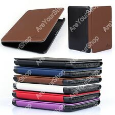 Flip Original Magnetic Leather Case Cover For Sony PRS T3 T3S Reader Colorful