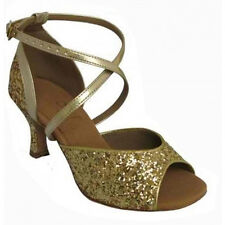 Henry Women Latin Salsa Dance Shoes, Sparkle Dance Shoes ON SALE! HGB-2800