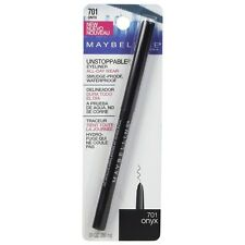 MAYBELLINE UNSTOPPABLE EYELINER NEW SEALED ON CARD PLEASE SELECT SHADE FROM MENU