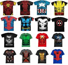 Authentic Marvel Comic Adult T-Shirt Costume