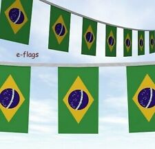 HUGE 10 METRES INTERNATIONAL NATIONAL FLAGS OF THE WORLD BUNTING