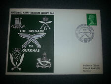 Commemorative covers: National Army Museum