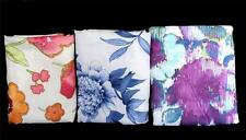 Lenox VIOLETTA or FLORAL FUSION or MOONLIT GARDEN Fabric Shower Curtain NIP Nice