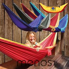 Ticket To The Moon, World-Famous Parachute Silk Hammocks - All Sizes and Colours