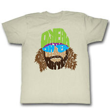 Macho Man Randy Savage Oh Yeah Collage Mens T-shirt