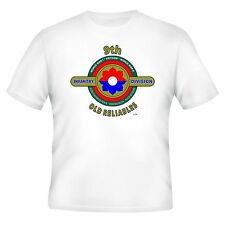 9TH INFANTRY DIVISION & VIETNAM VETERAN ARMY UNIT & OPERATION 2-SIDED SHIRT