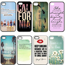 New Colorful Cute For Apple iPhone 5 5S Hard Back Case Cover Skin WZNB