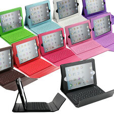 Wireless Bluetooth Keyboard Case for Apple iPad 2 2nd 3 3rd 4 4th