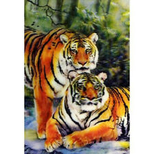 3D ART PRINTS - IMAGES OF NATURE AND ANIMALS - VARIOUS CHOICES - 24CM X 45CM