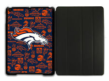 NFL Football Denver Broncos Apple iPad Air 1 Case w/Smart Cover U151301