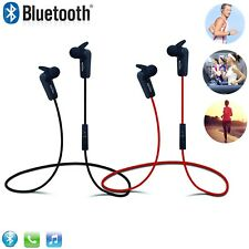 Bluetooth +FM+SD HiFi Wireless Headphones for Mobile Cell Phone Laptop PC Tablet