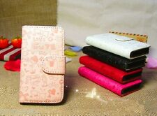 Lucky magic Witch Girl Leather Flip Pouch Case Cover FOR Mobile Smart Phones 2X