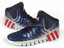 Adidas Adipure Crazyquick 2 Collegiate Navy/Light Scarlet/White John Wall G98405