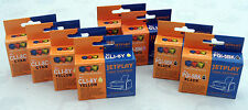 8 CLI8 & PGI5Bk CHIPPED Ink Cartridges compatible with CANON PIXMA printers