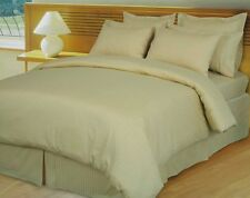 600 Thread Count Siberian Goose Down Alternative Comforter [600FP, 50oz]- Beige