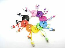 Lot USB Charging Charger Sync Data Cable for iPhone 3GS 4 4S iPad 1 2 3 iTouch