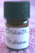 ESSENTIAL OIL BLEND REFILL 5/8 dram vial for SNIFF BOXES from Mama Bear's Basics