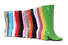 Ellie Shoes: GOGO Boots US 6, 7, 8, 12 & 16 Various Colours
