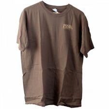PRS Luthier T-Shirt, Brown Vintage - Genuine Paul Reed Smith
