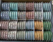 ♥ 1 ROLL OF 2mt RIBBON ♥ VINTAGE SPRING COLLECTION ♥ DESIGN CHOICES ♥