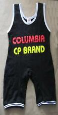 CP COLUMBIA BRAND NEW WRESTLING POWER LIFTING SINGLETS ALL SIZES FREE SHIP USA