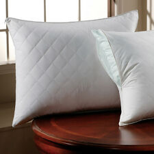 Downlite 300TC Pillow Protector Set of 2 Protectors Quilted Sateen
