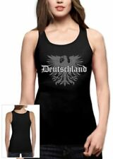 Deutschland Eagle Women Tank Top Team Germany Soccer Football World Cup 2014