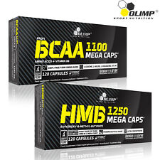 BCAA + HMB 60-180 Caps. Blisters Branched Chain Amino Acids Fat Burner Lean Mass