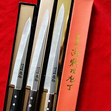 Wivern}Left Handed Sushi Chef Kitchen Sashimi Knife Stainless Steel Made Korea
