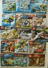 LEGO *You Choose* Promo: Friends Star Wars Super Heroes City Creator Minifigures