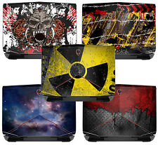 Alienware 17 Matte Protective decal skin sticker for case cover wrap