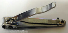 LARGE STAINLESS STEEL HAND TOE NAIL CUTTER CLIPPER TRIMMER FILE SINGLE OR PACK