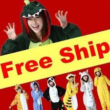 Kigurumi Onesie Onesies Onsie All In One Pajamas Pyjamas Animal Cosplay Costume
