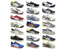 Onitsuka Tiger ASICS Mens Leather Suede Retro Gym Jogging Running Shoes Trainers