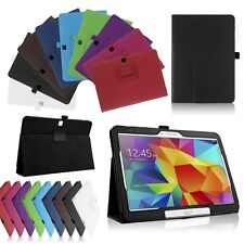 Folding Style PU Leather Case Stand Cover For Samsung Galaxy TAB 4 10.1 SM-T530