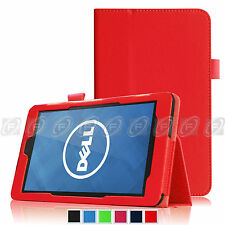 Fintie Folio Case for Dell Venue 7 Tablet (Android) Slim Fit Leather Stand Cover