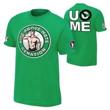 John Cena Green Mens Salute the Cenation Mens T-shirt