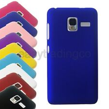 Hard Back Cover Case for Lenovo A850+ (A850 Plus)