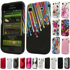 Silicone TPU Gel Bumper Case Cover Sleeve Skin For The Samsung Galaxy S i9000