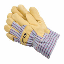 Kinco 1927 Heatkeep Thermal Lined Grain Pigskin Cold Weather Gloves Size M-XL