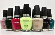 ON SALE--  CUCCIO Colour-  Nail Lacquer .43oz/13ml -Series 1 - Choose Any Shade