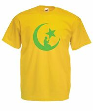 ISLAM MUSLIM allah logo gift New TOP New Mens Womens T SHIRT 8-16 s m l xl xxl