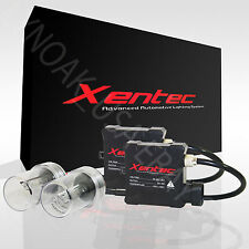 9006 Xenon Light HID KIT Digital Slim 5000k 6000k 8000k 10000k 12000k Xentec h8