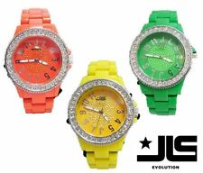JLS Boys Girls Quartz Analogue Watch With Signature on The Back of The Watch New