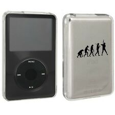 For Apple iPod Classic Hard Case 6th 80gb 120gb 7th 160gb Evolution Baseball