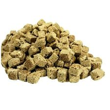 Tubifex Worms, Freeze Dried 1/8 - 4 lbs in Cubes, Bulk Tropical Fish Food