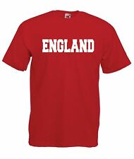 ENGLAND sport tee football game soccer uk rugby gift New Mens Womens T SHIRT TOP