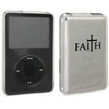 For Apple iPod Classic Hard Case Cover 6th 80gb 120gb 7th 160gb Faith Cross