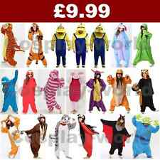 Animal Unisex Onesie Kigurumi Fancy Dress Costume Hoodies Pyjamas Sleepwear Suit